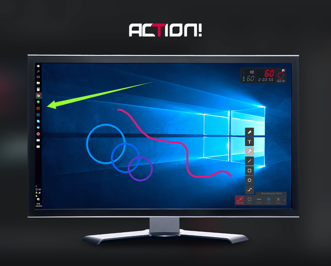 Action! - Screen and game recorder Screenshot 5