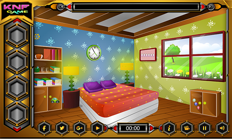 Can You Escape Colorful House Screenshot
