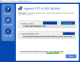 Jagware PST to NSF Converter 1