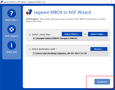 Jagware MBOX to NSF Wizard 1