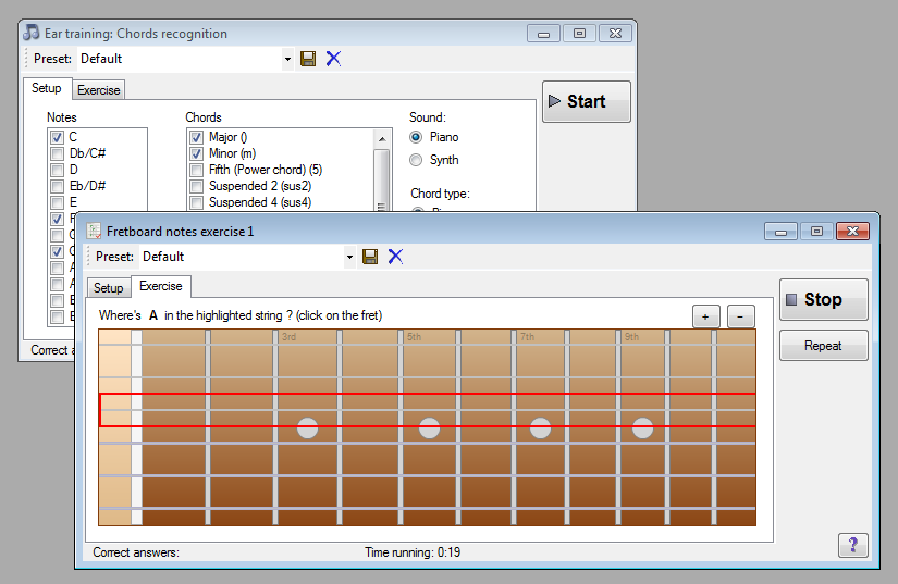 Guitar and Bass Screenshot 3