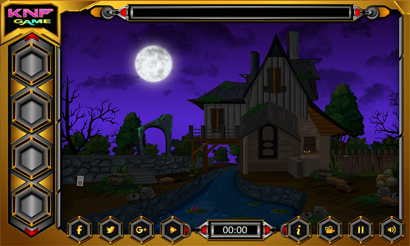 Rescue Treasure Haunted House Screenshot 3