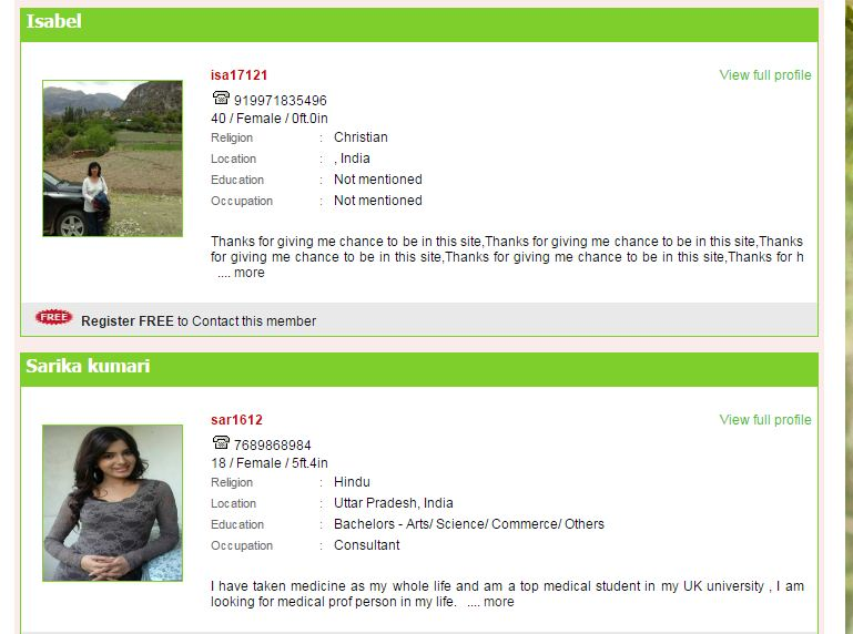 Zoopla matrimonial script Screenshot