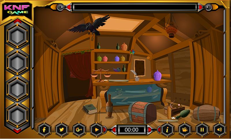 Escape games  Knf Magic Room Screenshot 2