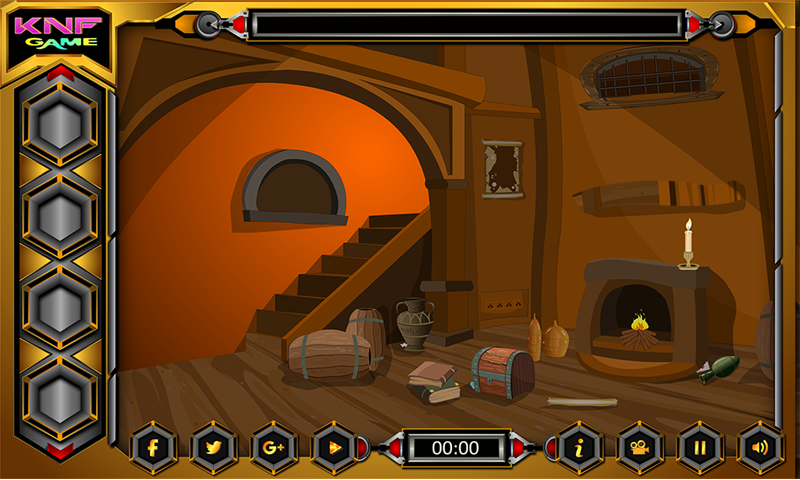 Escape games  Knf Magic Room Screenshot