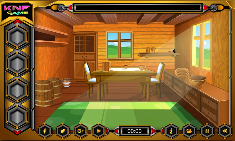 Escape Games Conch House Screenshot