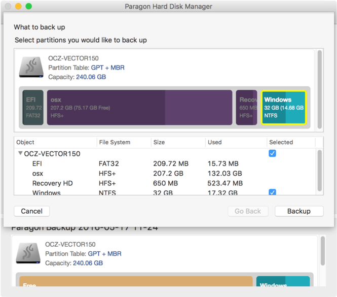 Hard Disk Manager for Mac Screenshot 8