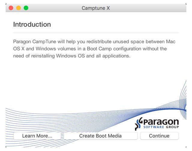 Paragon Camptune X Screenshot 2