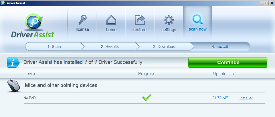 DriverAssist Screenshot 6