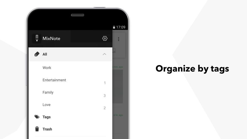 MixNote NotePad Notes Screenshot 3