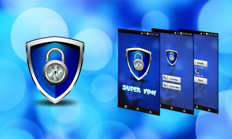 VPN free proxy touch : unblock Screenshot 1
