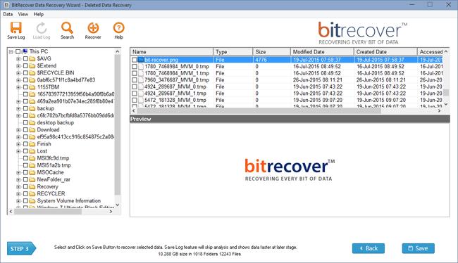 Data Recovery Wizard Screenshot 4