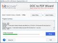 DOC to PDF Wizard 3