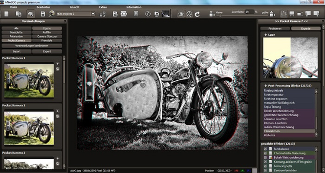 Analog Projects 3 Screenshot 2