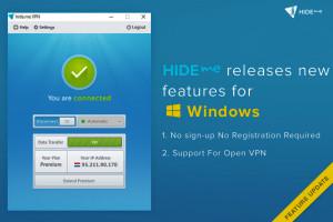 hide.me Premium Screenshot 3