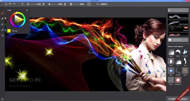 ParticleShop Screenshot 4