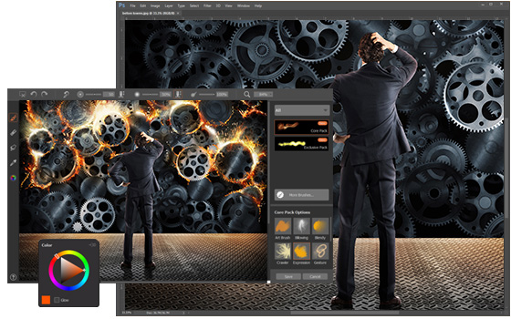 ParticleShop Screenshot 3
