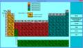 Puzzle Periodic Table 4