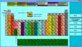 Puzzle Periodic Table 3