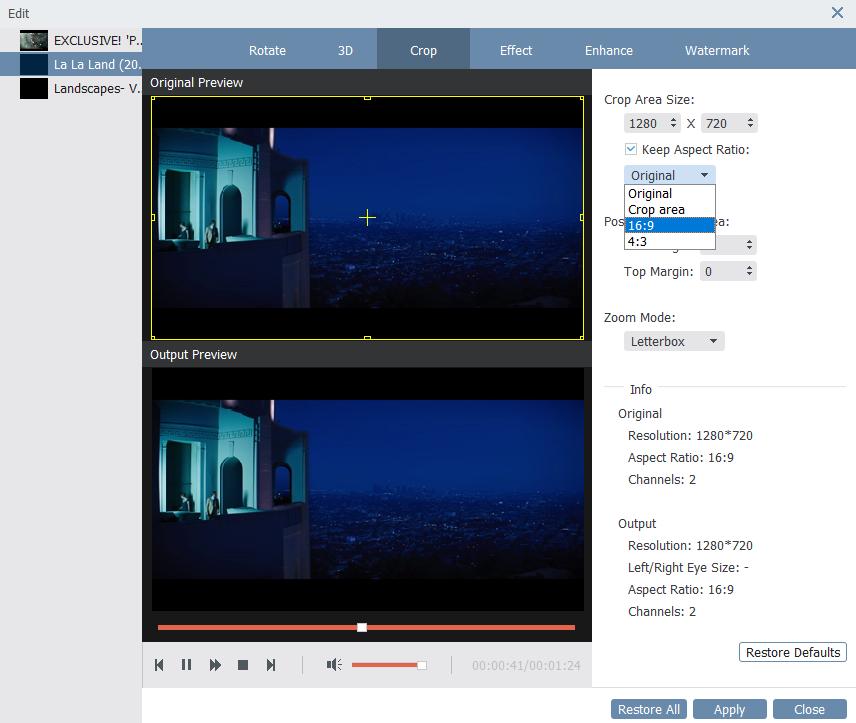 VideoSolo Video Converter Ultimate Screenshot 5