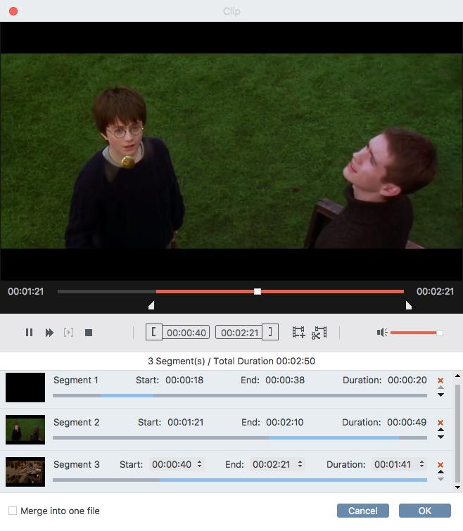 VideoSolo Video Converter Ultimate (Mac) Screenshot 2