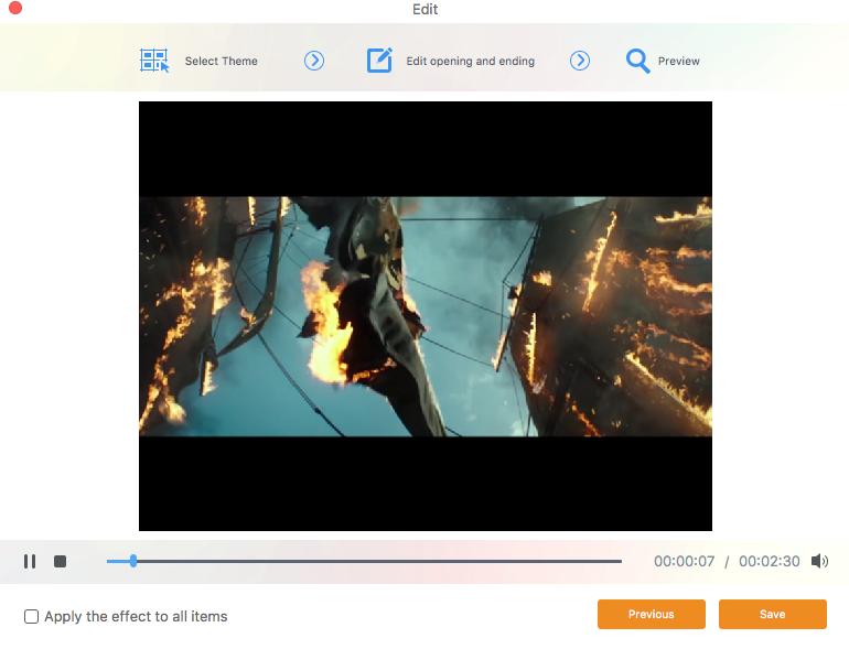 VideoSolo Free Video Converter (Mac) Screenshot 2