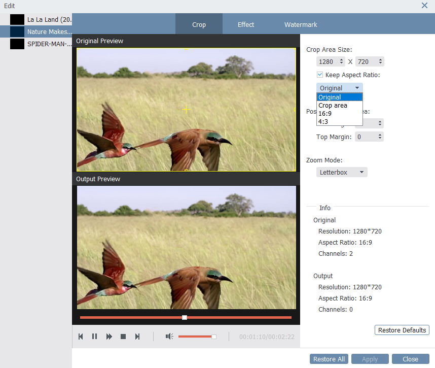 VideoSolo Video to GIF Converter Screenshot 4
