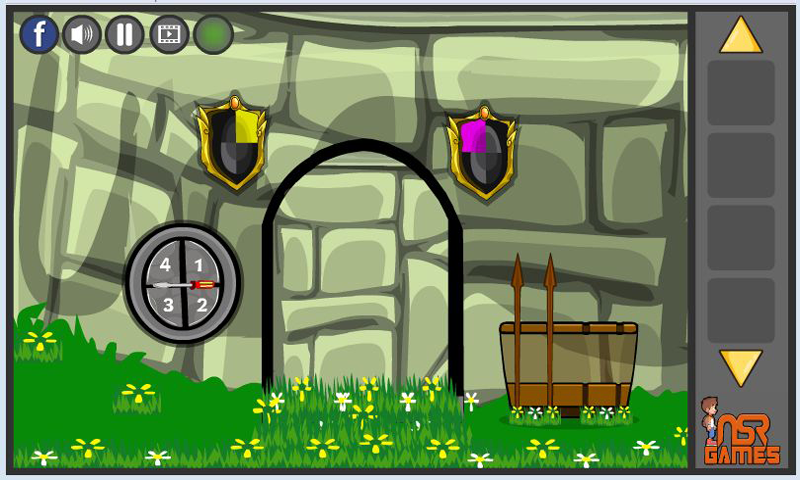 New Escape Games 121 Screenshot