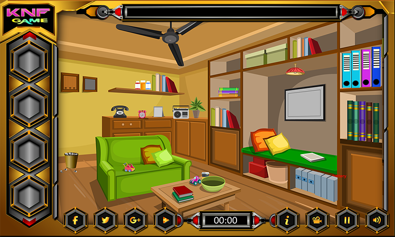 Escape with Helicopter Screenshot 1