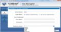 SysTools SQL Decryptor 3