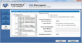SysTools SQL Decryptor 2