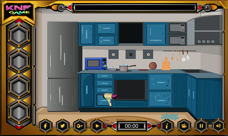 Knf Stylish Room Escape Screenshot 2