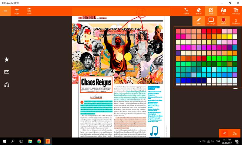 PDF Assistant PRO Screenshot 4