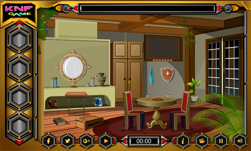 Knf Village Wooden House Escape Screenshot 4