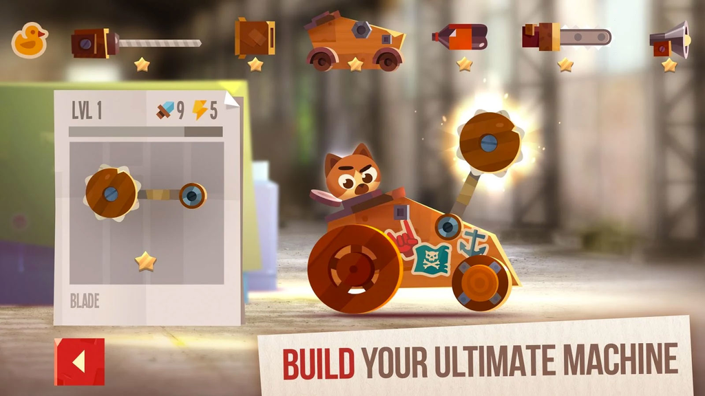 CATS: Crash Arena Turbo Stars For PC Screenshot 1