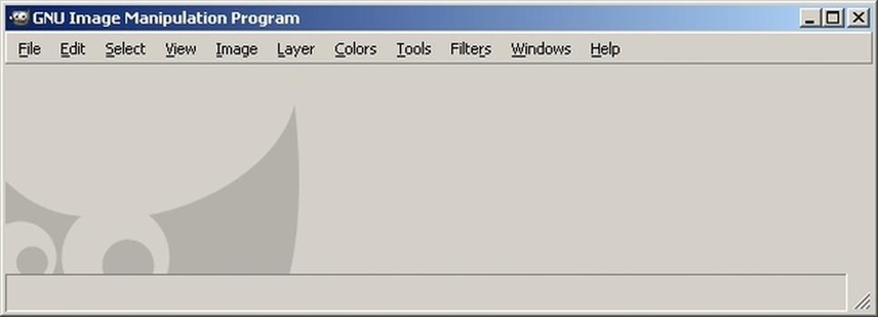 Portable GIMP (64-bit) Screenshot 1