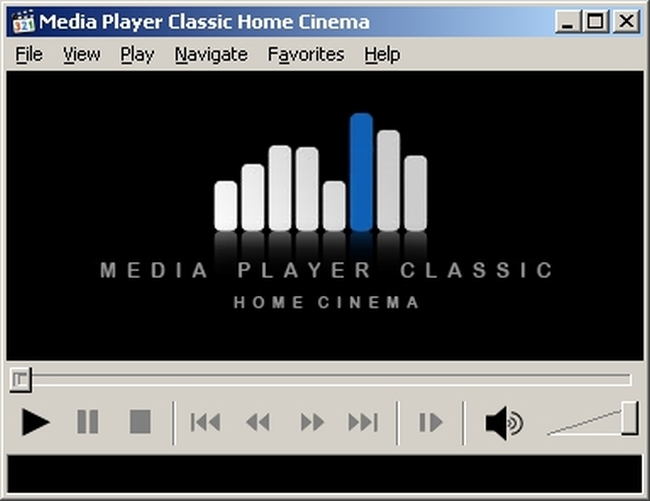 Portable Media Player Classic HC (32-bit) Screenshot