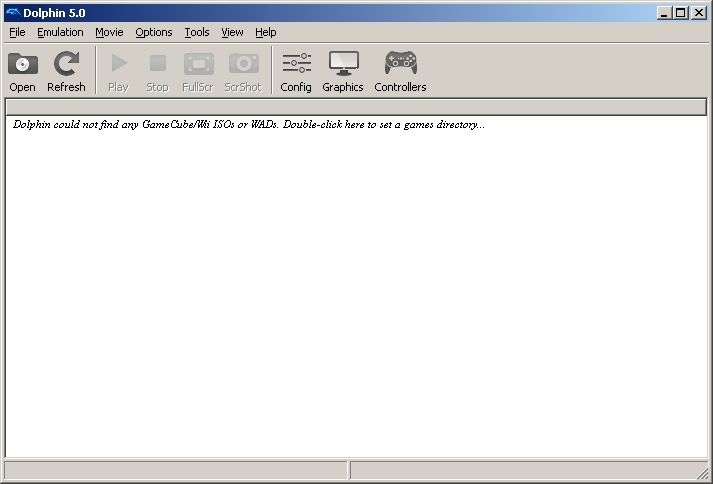 Portable Dolphin (64-bit) Screenshot 1