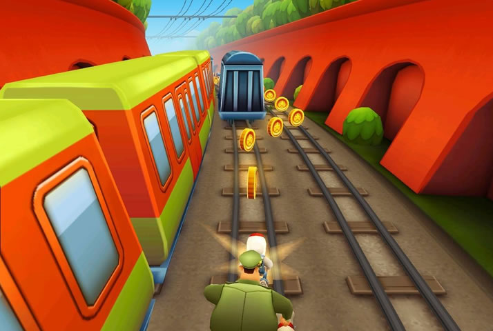 subway surfers online free pc no download