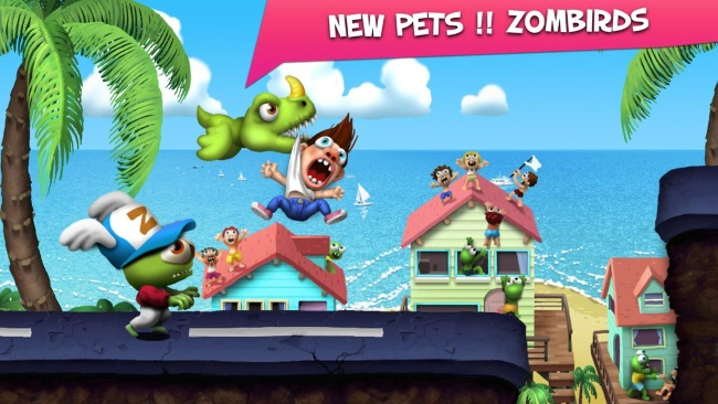 Zombie Tsunami Screenshot 1