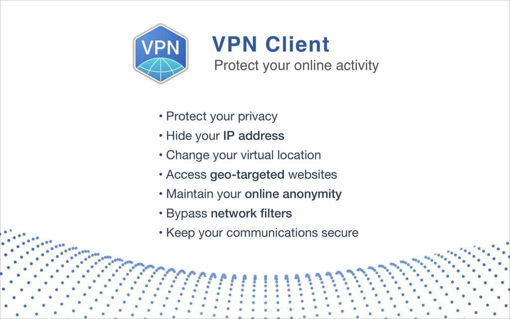 VPN Client Screenshot