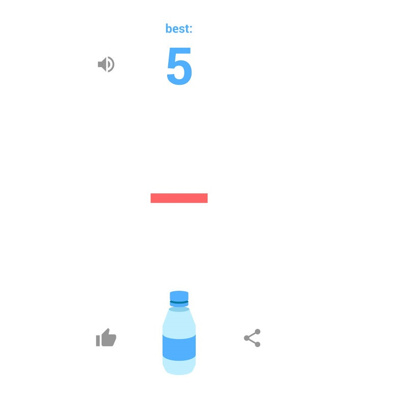 Bottle Flip Screenshot