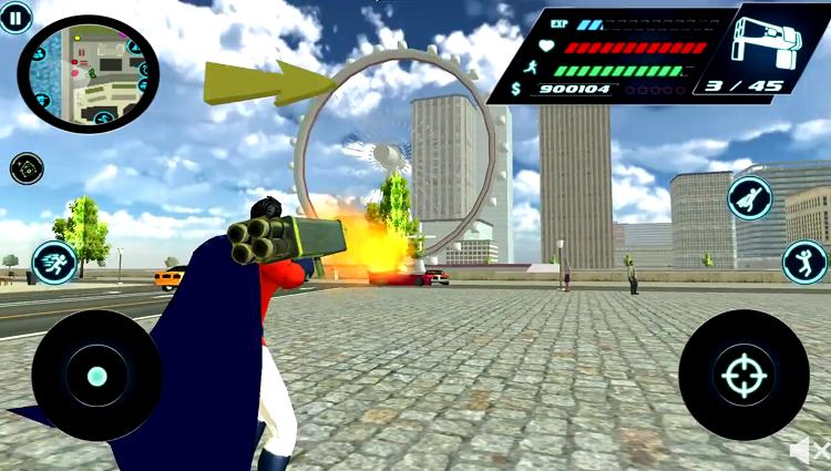 Superhero Screenshot 2