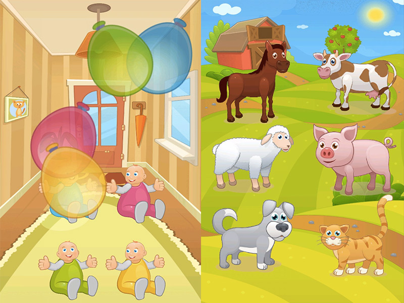 Baby Games Screenshot