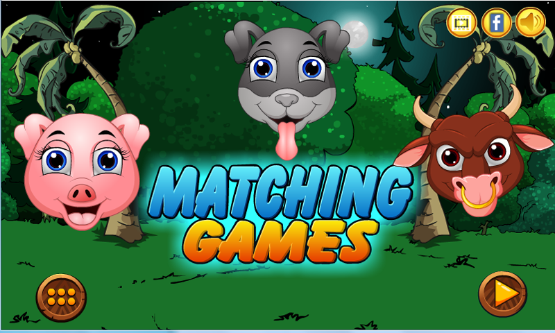 Matching Game For Kids Screenshot