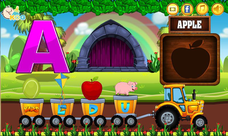 ABCD Edu Kids Screenshot