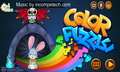 Color Puzzle games for kids 3