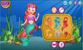 Sena Mermaid Dress up 2