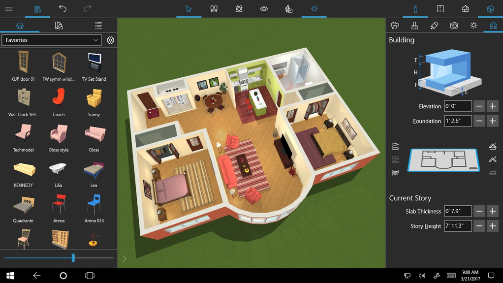 download live home 3d pro 3 2