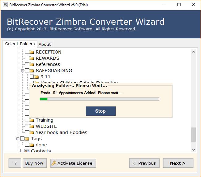 Download Zimbra Converter Wizard 6 0